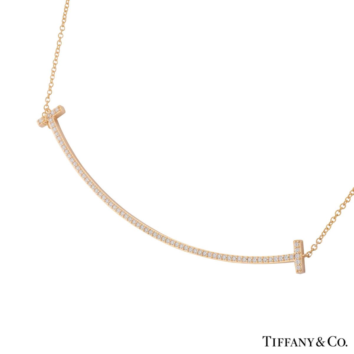 Tiffany Amp Co T Pendant